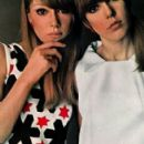 Pattie Boyd - Vogue Magazine Pictorial [United Kingdom] (15 March 1966) - 271 x 400