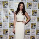 Ashley Greene at Comic-Con 2012 (July 12)