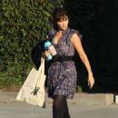 Zooey Deschanel – Out in Beverly Hills - 454 x 623