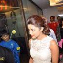 Priyanka Chopra at Gold Gym Event For Mary Kom Promotions (September 6, 2014)