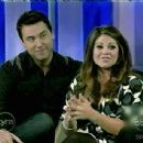 Lance Bass and Danielle Fishel - 454 x 344
