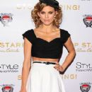 AnnaLynne McCord at the Stop Staring's Autumn/Winter Runway Presentation