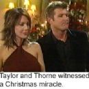 Winsor Harmon III and Hunter Tylo