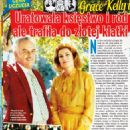 Grace Kelly and Prince Rainier of Monaco - Nostalgia Magazine Pictorial [Poland] (September 2016) - 454 x 642