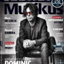 Dominic Miller - Muzikus Magazine Cover [Czech Republic] (December 2011)