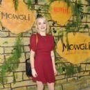 Evanna Lynch – 'Mowgli' Premiere in Los Angeles - 454 x 677