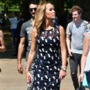 Amanda Holden at St James Park in London - 454 x 763