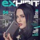 Sunny Leone - Exhibit Magazine Cover [India] (October 2016)