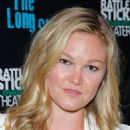 Julia Stiles At The Long Shrift Opening Night In Nyc