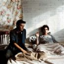 François Ozon and Melvil Poupaud in drama movie from Strand Releasing 'Time to Leave' 2006 - 454 x 300
