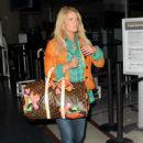 Jessica Simpson At LAX Airport, 2009-03-01