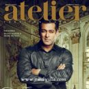 Salman Khan - Atelier Magazine Pictorial [India] (December 2011)