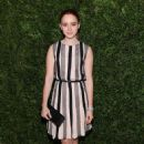 Lily Collins - CFDA/Vogue Fashion Fund Awards At Skylight Studio On November 16, 2009 In New York City