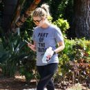 Ashley Benson heads to the gym in West Hollywood on March 28, 2016 - 386 x 600