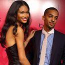 Chanel Iman and Chris Smith - 454 x 581