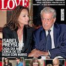 Isabel Preysler - LOVE Magazine Cover [Spain] (27 January 2016)