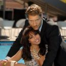 Adriana Verdirosi and Sean Kanan