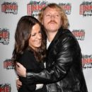 Leigh Francis and Jill Carter - 398 x 594