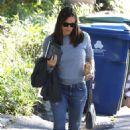 Jennifer Garner – Visiting a friend in Los Angeles