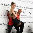 Cara Delevingne – PUMA x Balmain Launch Event in Los Angeles