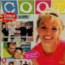 Britney Spears - COOL Magazine Cover [Russia] (2 August 1999)