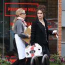 Helena Bonham Carter – Shopping in London - 454 x 594