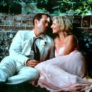 Hugh Laurie and Joely Richardson in USA Films' Maybe Baby 2001