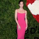 Hilary Rhoda Gods Love We Deliver Golden Heart Awards In Nyc
