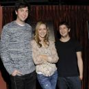 Nicholas Braun attended the National Tour launch of his new film, Red State (March 5)