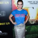 Alyssa Milano – 'Fahrenheit 119' Premiere in Los Angeles