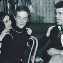 Lois Clarke, Joel Grey and James Garner