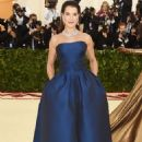 Brooke Shields – 2018 MET Costume Institute Gala in NYC - 454 x 683