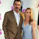 Jillie Mack and Tom Selleck - 255 x 340