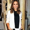 Jessica Alba Lunches Her Eco-Friendly Line Honest.Com