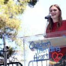 Actor Holland Roden attends Children Mending Hearts' 9th Annual Empathy Rocks on June 11, 2017 in Bel Air, California - 454 x 321