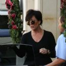 Kris Jenner is seen out and about in Los Angeles December 06, 2015 - 445 x 600