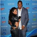 Michael Strahan and Stefani Vara - 396 x 594