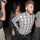 Katy Perry leaving from a friends birthday party held at the Shore Bar in Santa Monica (August 24)
