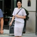 Jessie J is spotted out and about on September 4, 2015 in New York City - 422 x 600