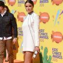 Olivia Culpo- Nickelodeon's 28th Annual Kids' Choice Awards - Arrivals