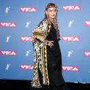 Madonna - 2018 MTV Video Music Awards - Press Room - 443 x 600