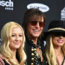 Richie Sambora attends the 33rd Annual Rock & Roll Hall of Fame Induction Ceremony at Public Auditorium on April 14, 2018 in Cleveland, Ohio - 454 x 303