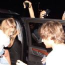 Louis Tomlinson and Briana Jungwirth - 454 x 717
