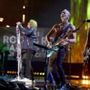 Def Leppard performs at the 2019 Rock & Roll Hall Of Fame Induction Ceremony - Show at Barclays Center on March 29, 2019 in New York City - 454 x 302