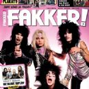 Mötley Crüe - Fakker! Magazine Cover [Czech Republic] (March 2016)