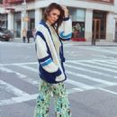 Nina Dobrev for W Magazine (January 2019)