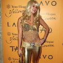 Briana Evigan-Veuve Clicquot's Yelloween At Tao, Las Vegas-31/10/10