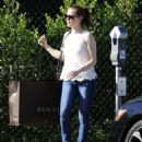 Amy Adams in West Hollywood, California on March 12, 2014