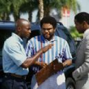 Taye Diggs, Anthony Anderson and Blair Underwood in Warner Bros. Pictures hip-hop comedy 'Malibu's Most Wanted,' - 454 x 297