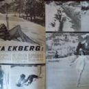 Anita Ekberg - Cine Tele Revue Magazine Pictorial [France] (27 January 1966) - 454 x 297